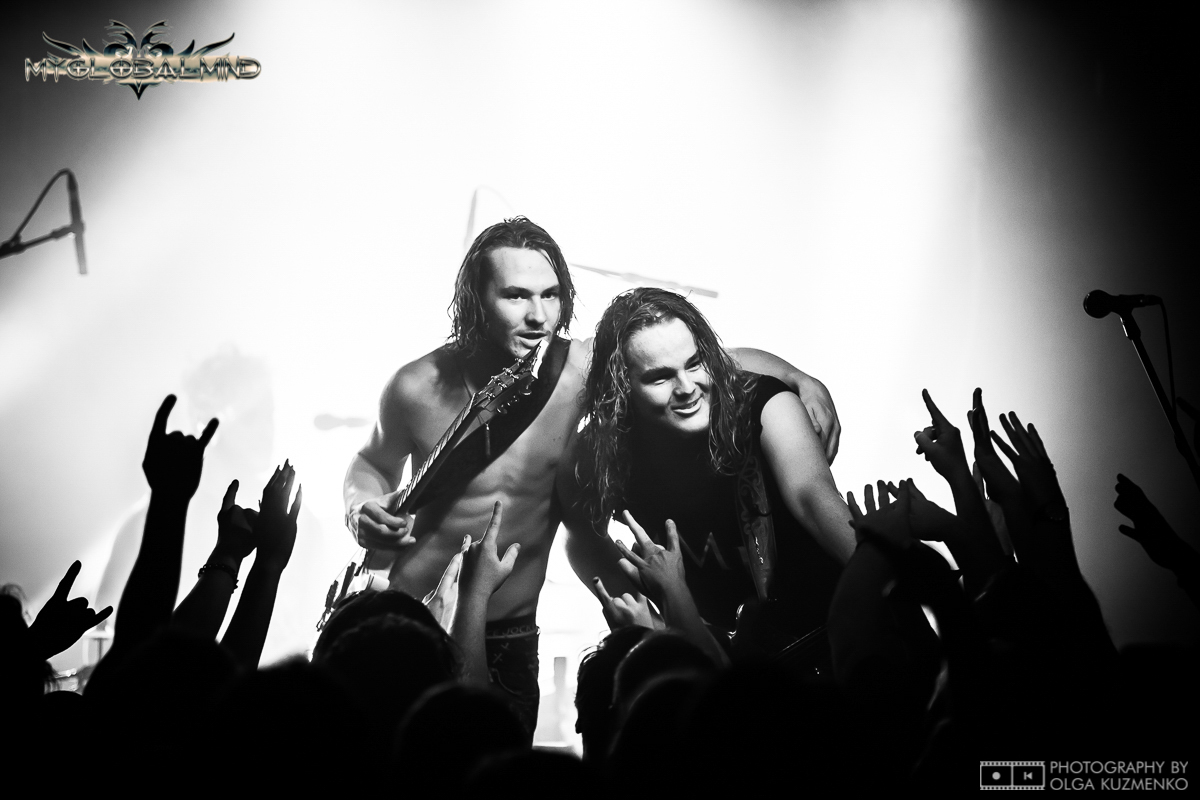 Alien Weaponry, Voodoo Lounge, Dublin. 12.06.19