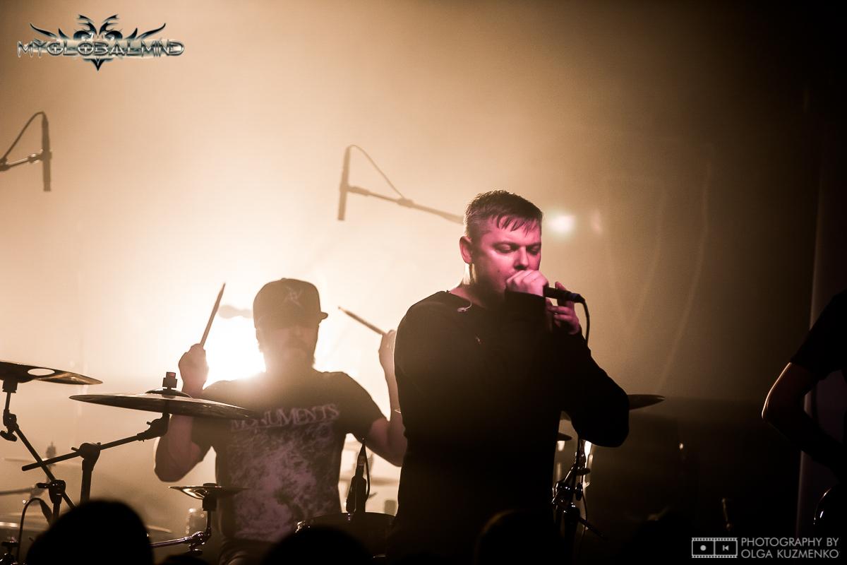 Words That Burn, Voodoo Lounge, Dublin, 12.06.19