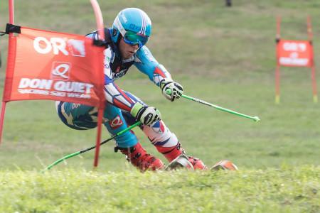 Snový start travních lyžařů