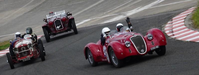 Alfa Roméo 6C 2500 SS Corsa Spider Superleggera (Touring) 1939 - VRM 2019 48079566596_5dced86212_c