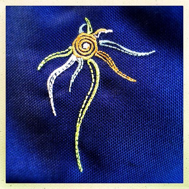 Handbag Embroidery