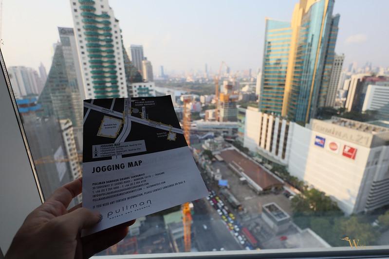 Pullman Bangkok Grande Sukhumvit(曼谷素坤逸鉑爾曼酒店)