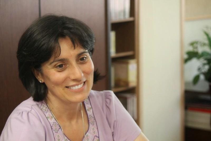 La salmantina H. Mª Teresa Pinto Terradillo elegida una de las cuatro hermanas consejeras de la Superiora General