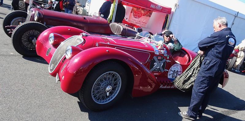 Alfa Roméo 6C 2500 SS Corsa Spider Superleggera (Touring) 1939 - VRM 2019 48079667917_fdd58f73a9_c