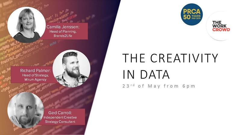 Creativity and data