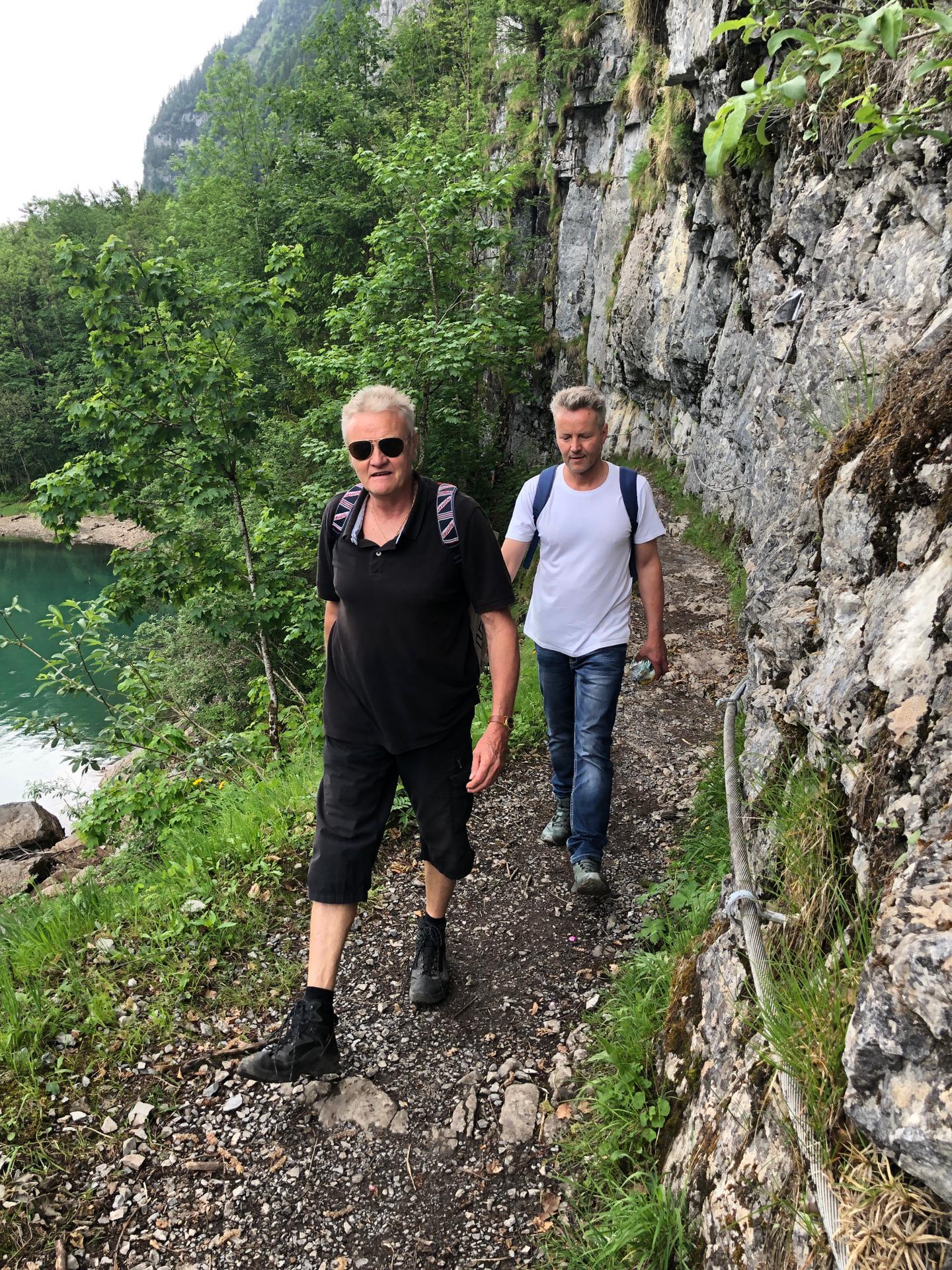 Wanderweekend Klöntalersee