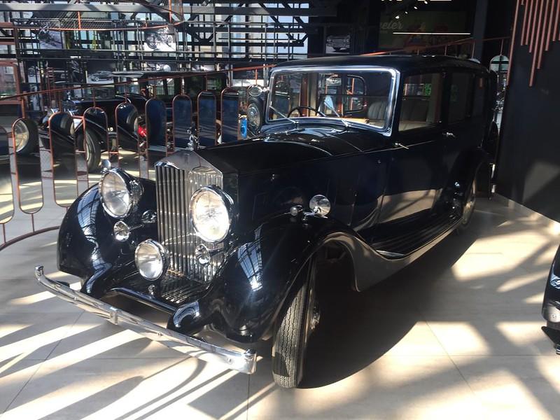 Музей ретроавтомобилей в Новокузнецке - Франклин