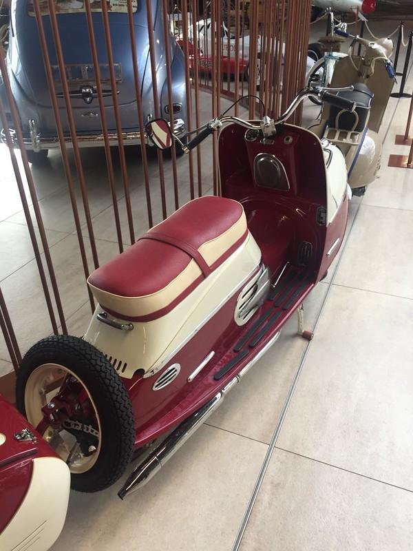 Музей ретроавтомобилей в Новокузнецке - Чезета