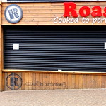 Lots of peoples lunches spoilt today as Roast closed due to a robbery