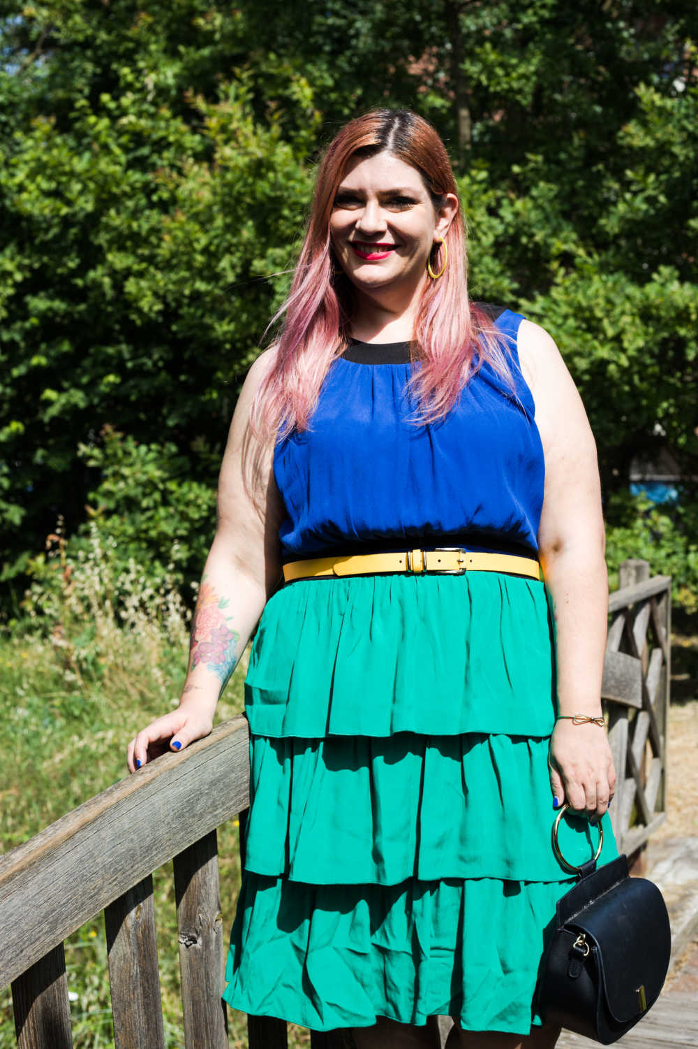 Outfit colorblock curvy (9)
