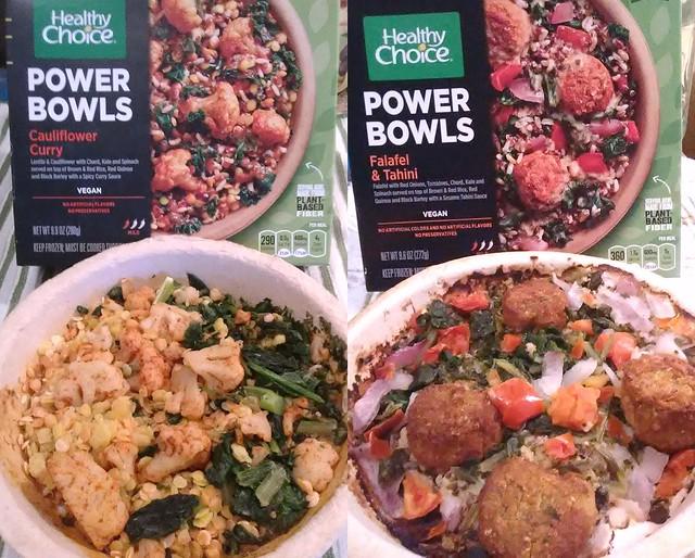 Vegan Power Bowls