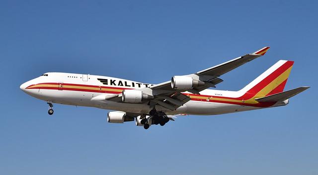 Kalitta Air N744CK