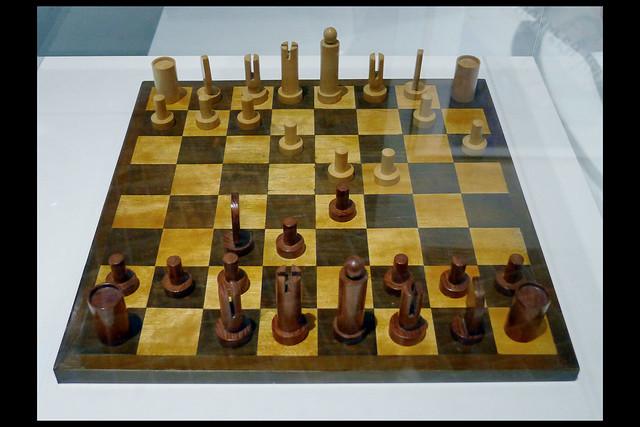 schaakspel 01 ca 1928 weidanz g (boijmans rotterdam 2019)