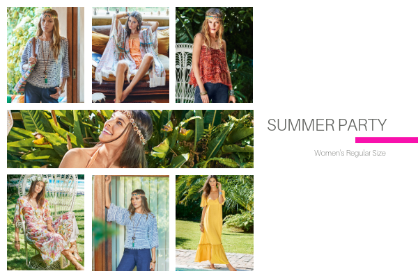 Summer Party Collection