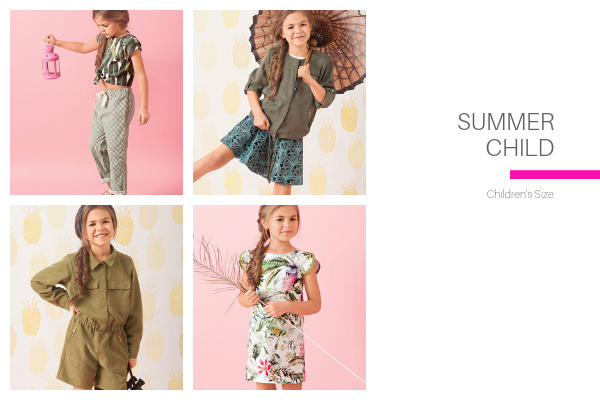 Summer Child Collection