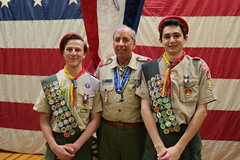 Troop 5 eagle