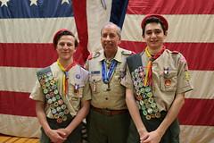 Troop 5 eagle