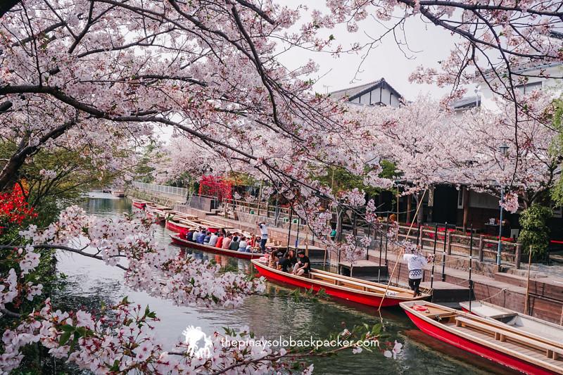 fukuoka TOURIST SPOT - YANAGAWA RIVER