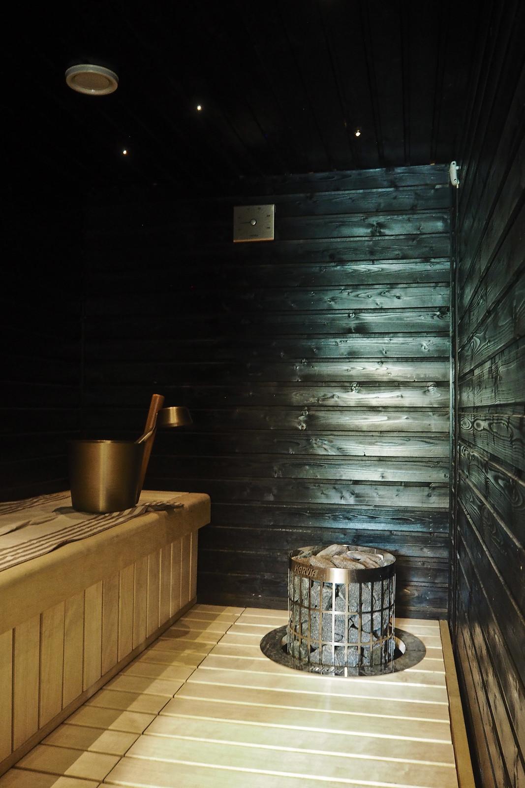 lemppari sauna