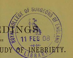 This image is taken from Proceedings of the Society for the Study of Inebriety. No. 66, Dec. 1900