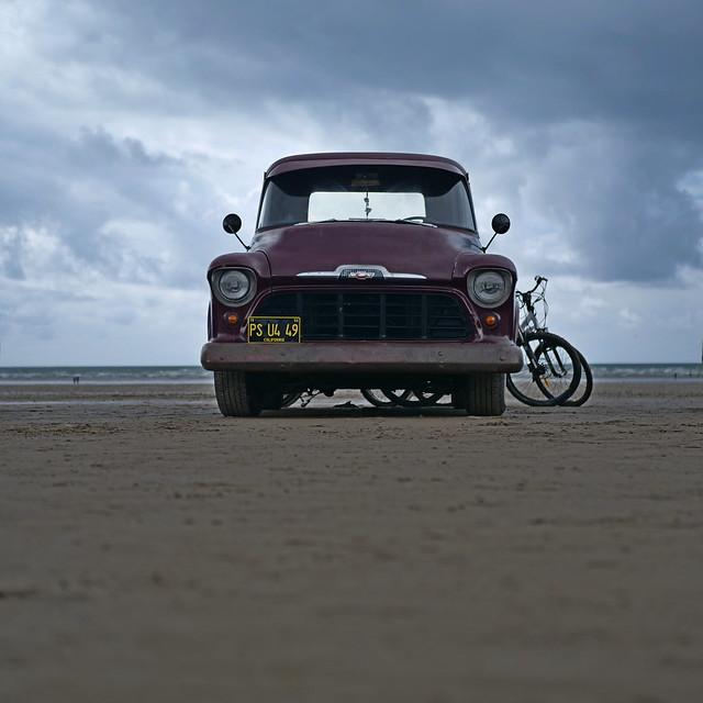 On the beach #8