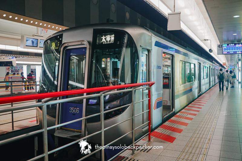 fukuoka TRAIN