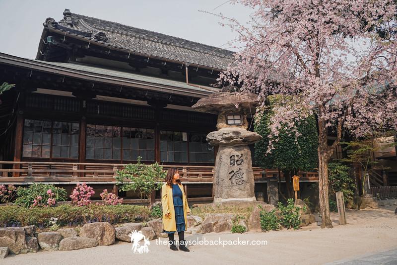 FUKUOKA TOURIST SPOTS - KUSHIDA JINJA SHRINE