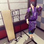 hitogata kimono for Gianni