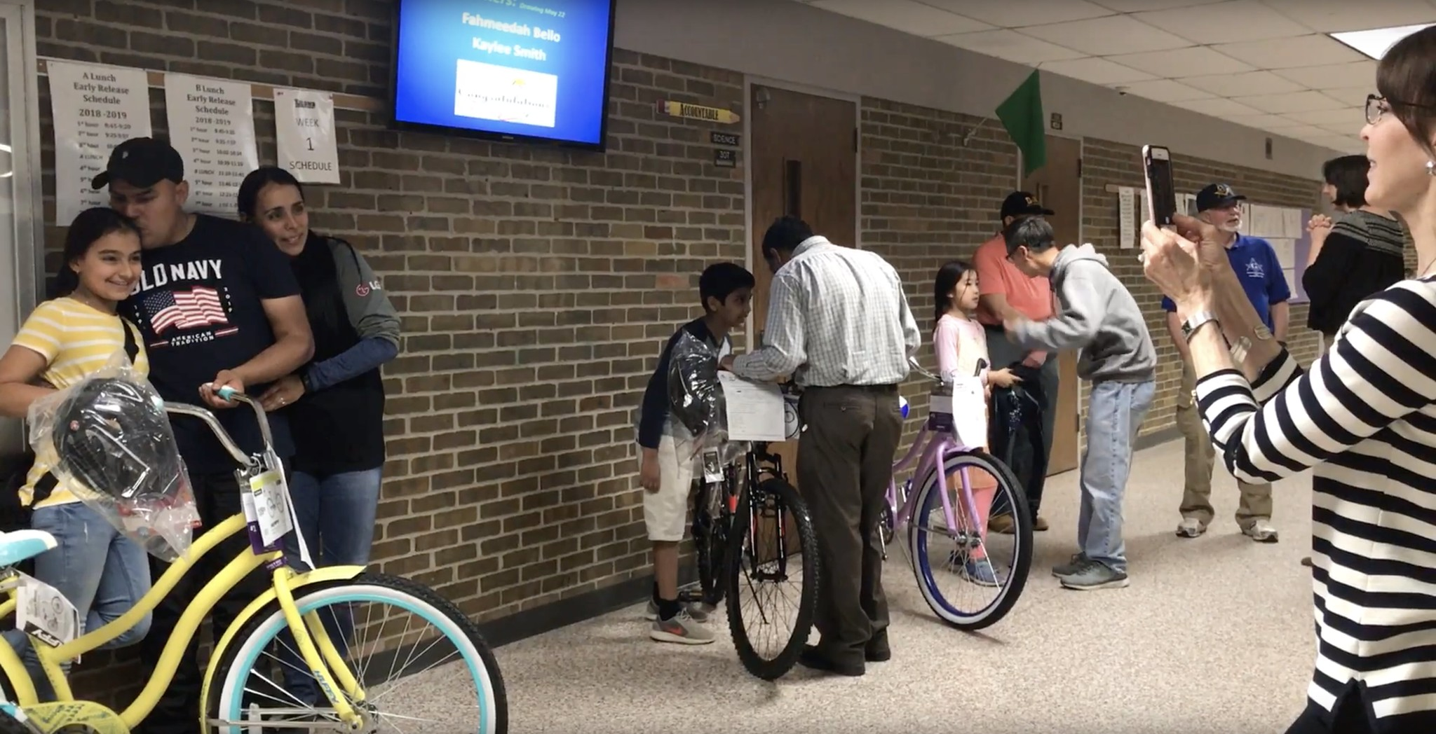 Bikes for Books Program Continues to Get Kids Interested in Reading