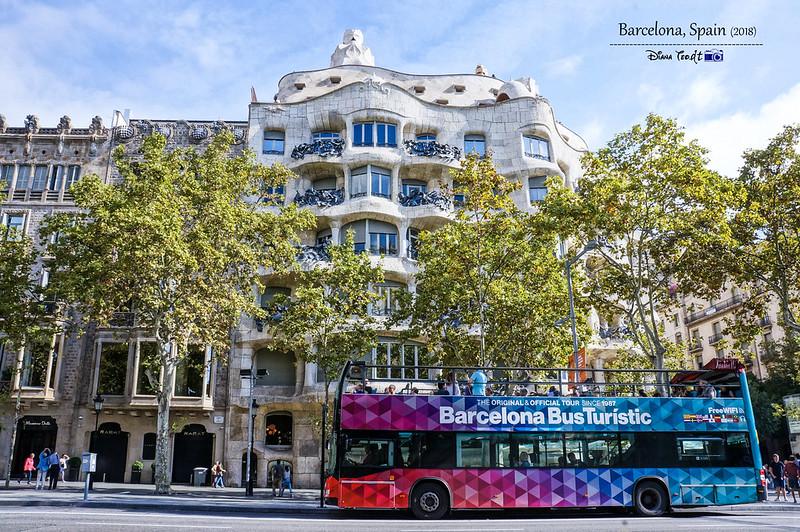 2018 Spain Barcelona Casa Milà 01