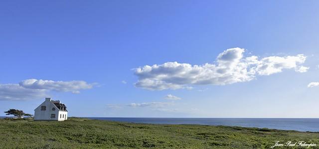 Ménez Drégan 'La Corniche'  Bretagne