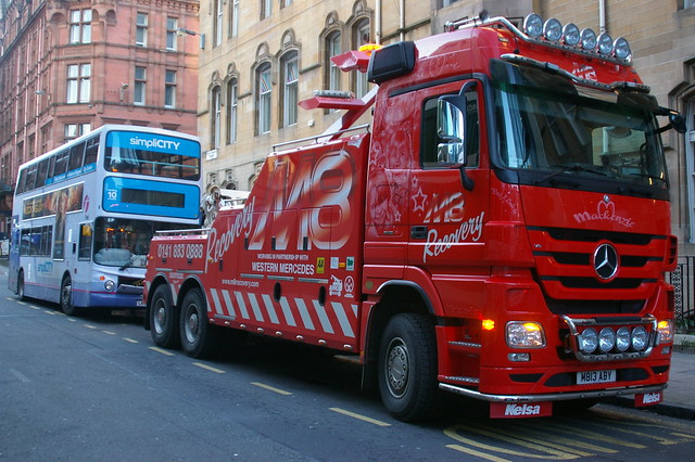 M8 RECOVERY GLASGOW M813ABY