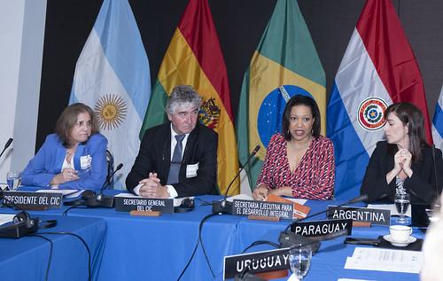 La OEA y el Comité Intergubernamental de los Países de la Cuenca del Plata apoyarán acciones nacionales de seguridad hídrica y resiliencia climática