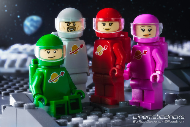 A Classic (Space) Family