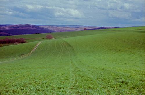 Blick Richtung Saarland