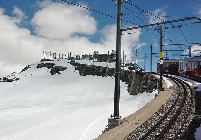 Schweiz, Rund um Zermatt, Matterhorn , Gornergratbahn, 76730/11611
