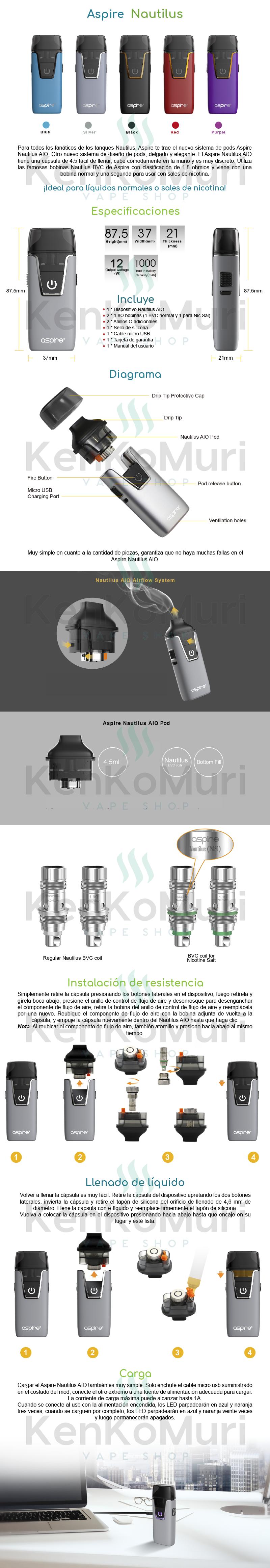 cigarroelectronico-vapeador-aspire-nautilusaio-mexico-kenkomuri