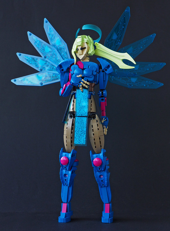 The Blue Angel of Hallow