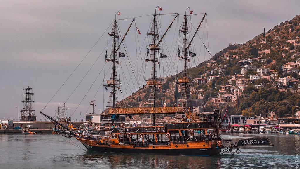 Pirate-Yacht-Alanya-Прогулка-на-пиратском-корабле-в-Алании-5022