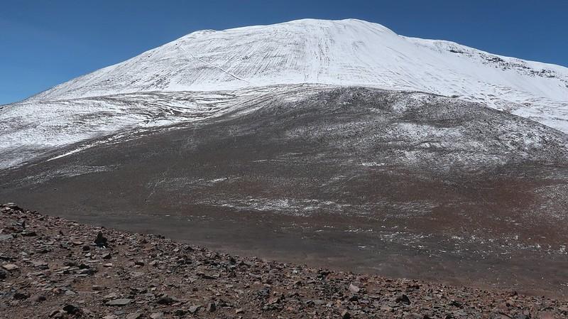 Cerro San Francisco, CHILE/ARGENTINA, January 2019