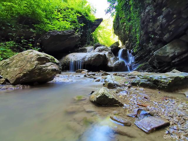 Monticelli Waterfalls