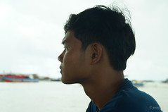 Cambodian man Siem Reap Cambodia Asia