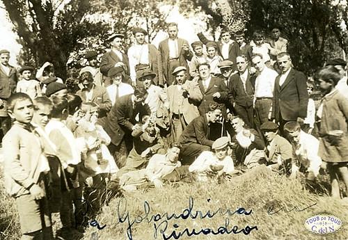 1930 - En Ribadeo