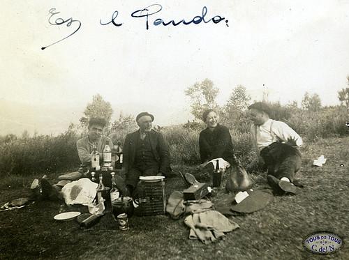 1930 - En El Pando