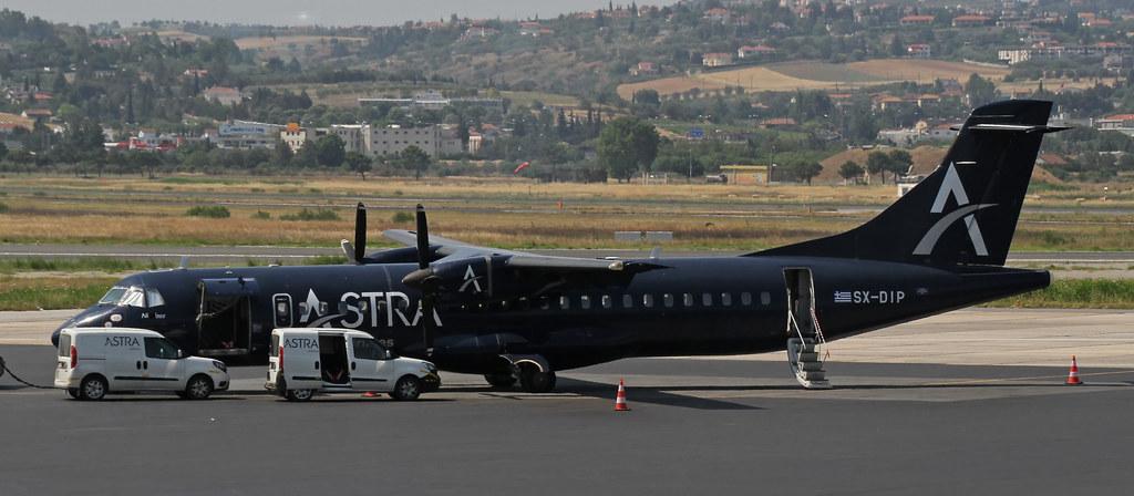 SX-DIP Astra Airlines ATR 72 | Tony Hisgett | Flickr