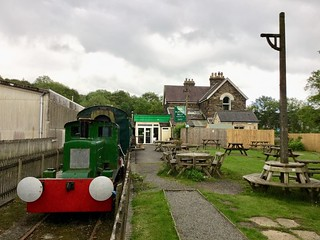 Torrington and the Tarka Valley Railway 14.6.2019