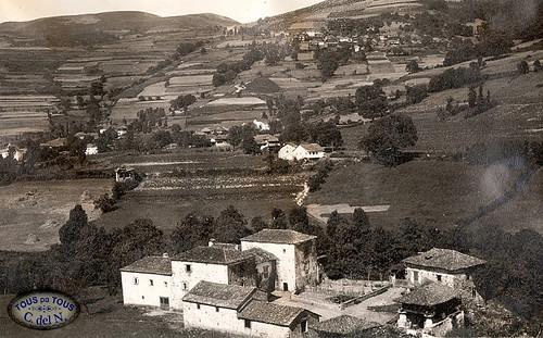 1930 - La Muriella, Caldevilla y Posada
