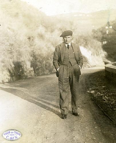 1930 - Balito en Cangas