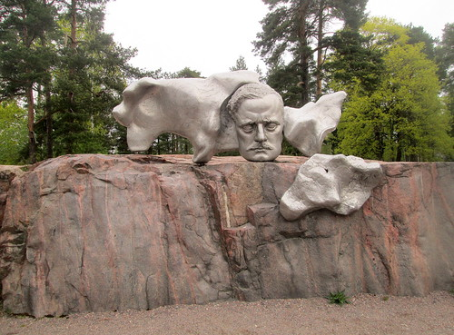 Sibelius, Helsinki, Finland