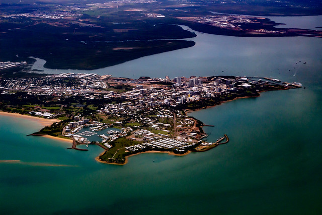 Darwin from Above